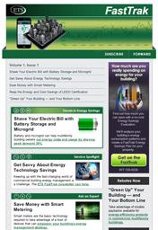 Energy Technology Savings