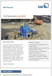 GIW Industries - The Flowsheet