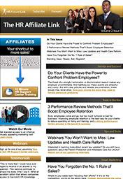 HRAnswerLink - The HR Affiliate Link
