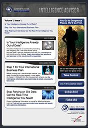 Osen-Hunter Group Intelligence Advisor