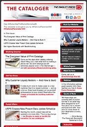 The Dingley Press - The Cataloger